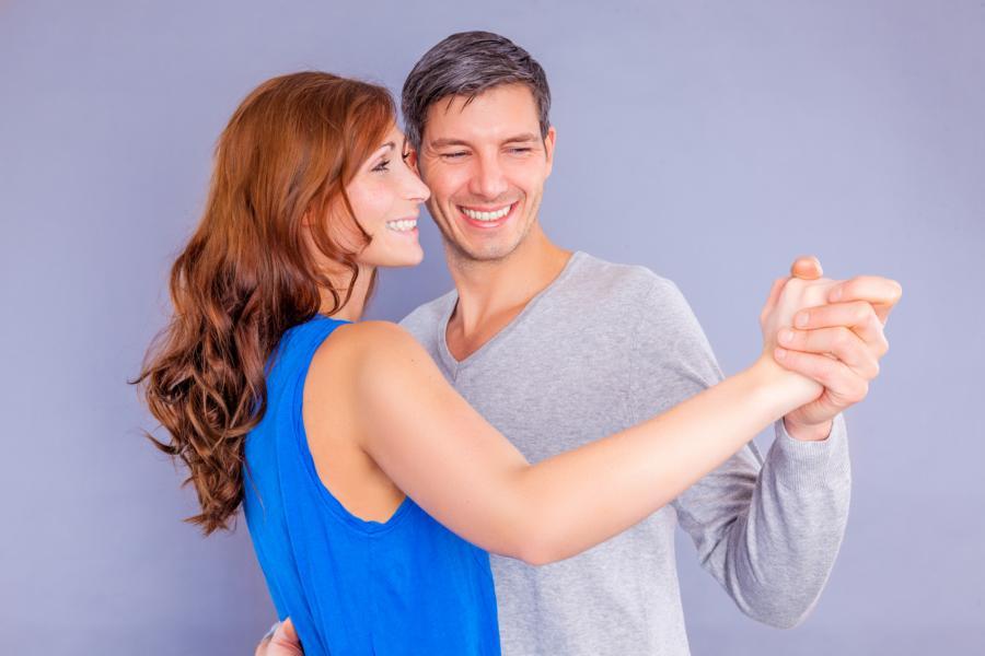 Tanzkurs für Paare mit eigenem Tanzpartner