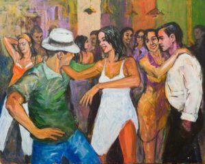 Salsa Tanzkurse für Anfänger und Fortgeschrittene in Offenburg und der ORTENAU