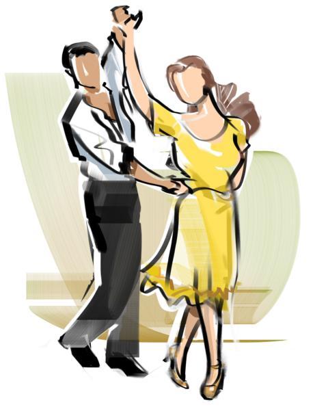 Tanzpaare nutzen das reichhaltige Angebot in Offenburg und der Ortenau