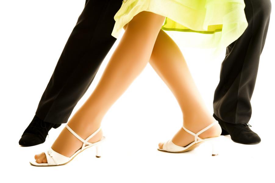 Paartänze ohne eigenen Tanzpartner