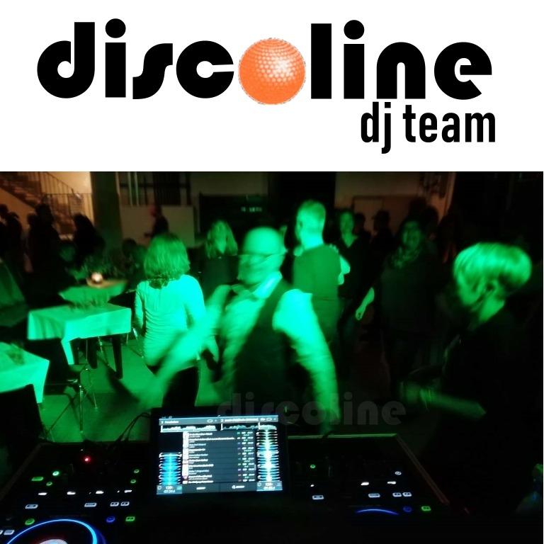 discoline - dj team aus Baden Württenberg