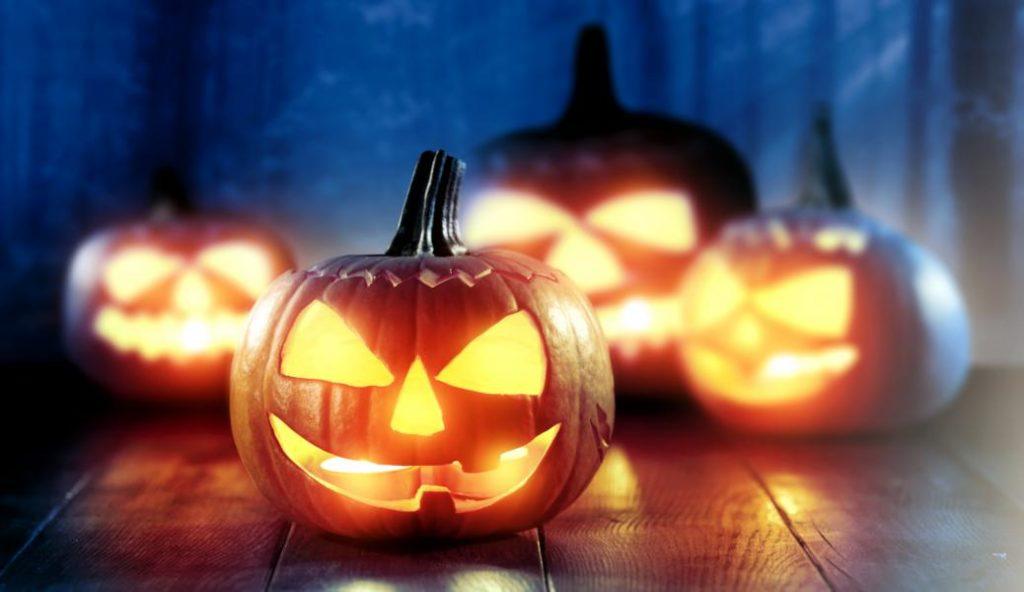 Halloween Veranstaltungen
