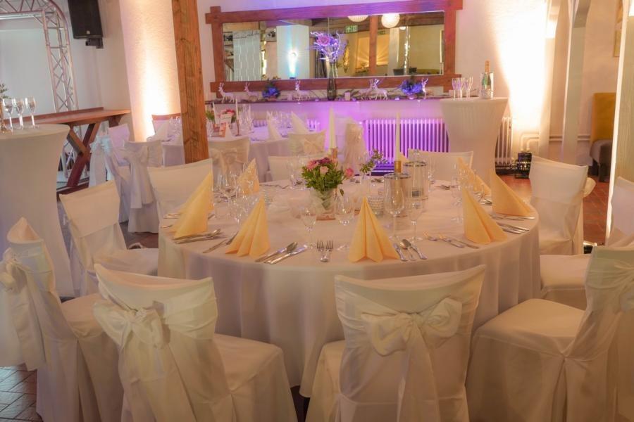 Hochzeitslokation in der Gresselmühle